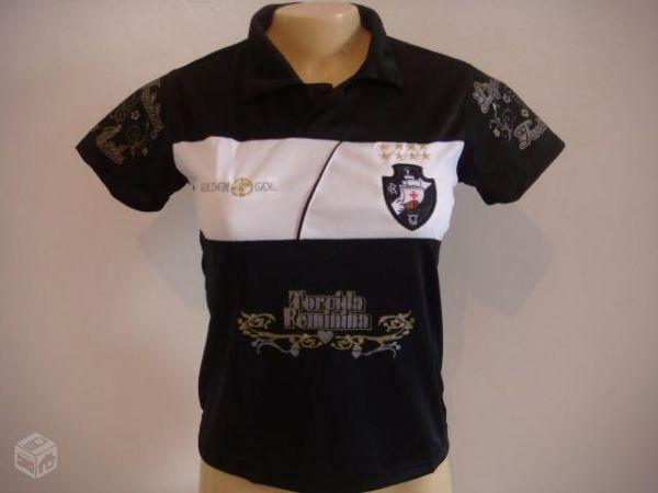 74dcde57ede6c Camisa torcida feminina do VASCO - Bull modas